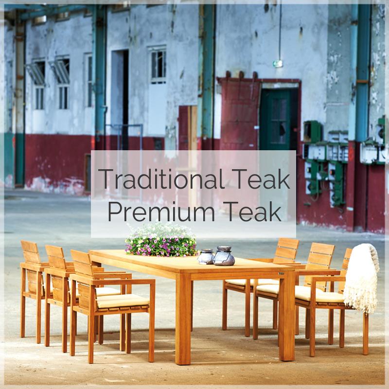 Traditional Teak Teakholz outdoormöbel
