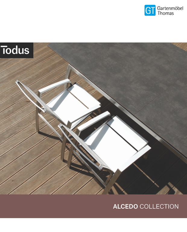 Abbildung TODUS Alcedo Kollektion