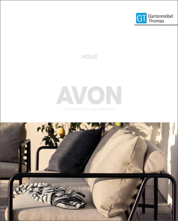 Abbildung HOUE AVON Lounge Katalog