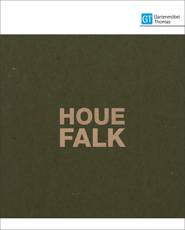 Abbildung HOUE FLAK Indoorsessel Katalog