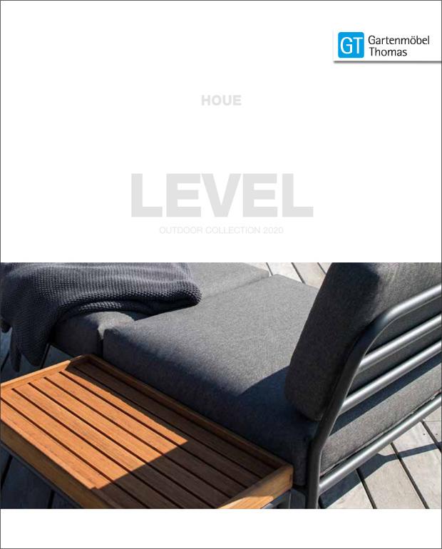 Abbildung HOUE LEVEL Lounge Katalog
