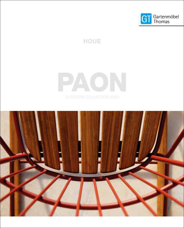 Abbildung HOUE Paon Katalog