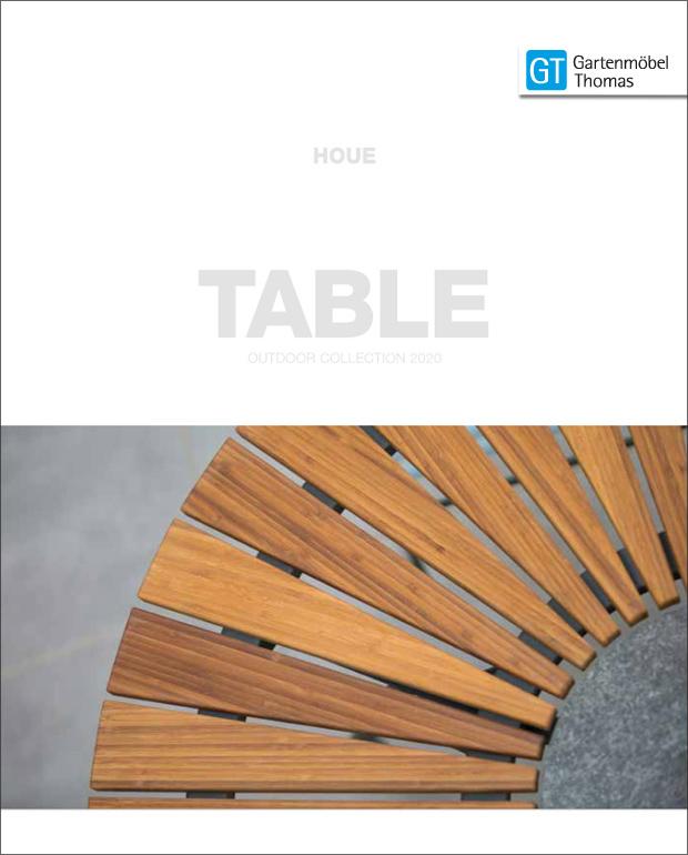 Abbildung HOUE Tische / Beistelltische Katalog