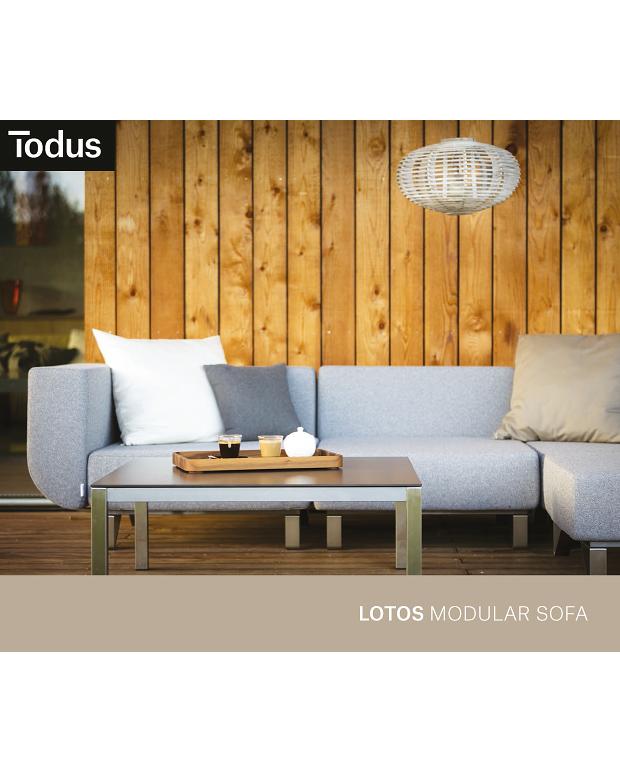 Abbildung Lotus Lounge Katalog