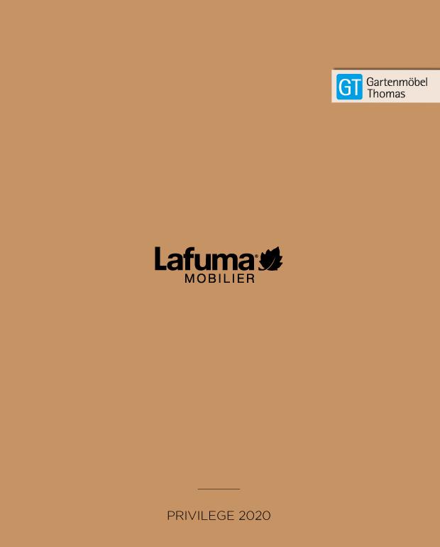 Abbildung Katalog Lafuma Serie Privileg