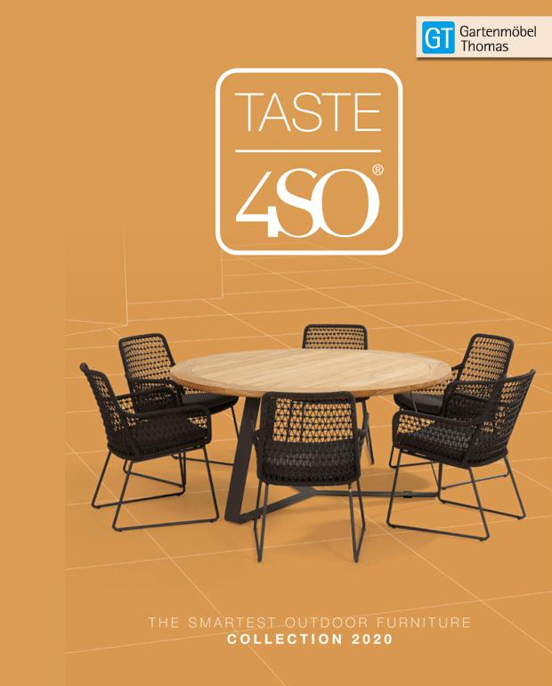 Abbildung Katalog TASTE 2020
