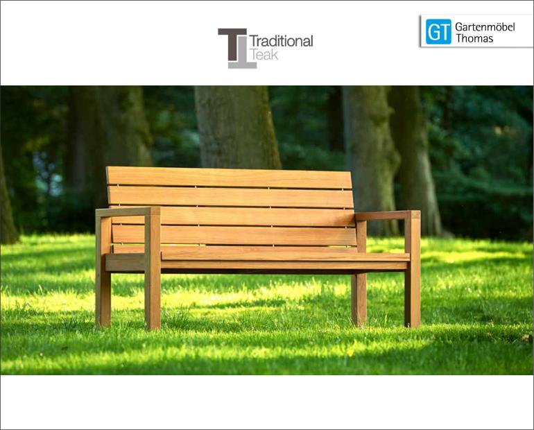 Abbildung Traditional Teak Katalog 2020
