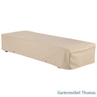 Schutzhülle Premium HOLLY Farbe beige mit Kordel atmungsaktiv