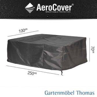 gartenm bel thomas aerocover 7963 schutzh lle abdeckhaube loungebank 250x100x70 atmungsaktiv. Black Bedroom Furniture Sets. Home Design Ideas
