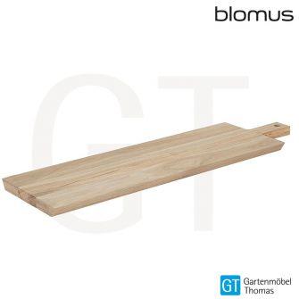 BLOMUS BORDA Schneidebrett 44x15x1.5cm - Eiche