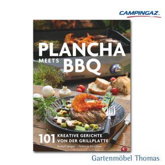 "Campingaz Plancha Kochbuch ""Plancha meets BBQ"""
