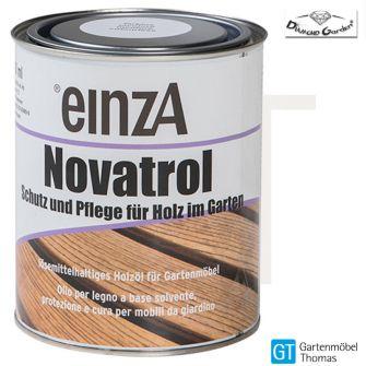 einzA Novatrol Pflegeöl für Teakholzmöbel