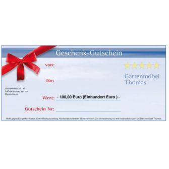 Geschenk-Gutschein über 150,oo Euro