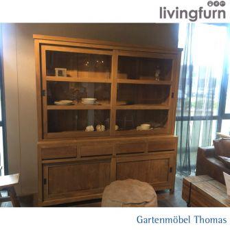 Livingfurn RONAN LADEN Schrank Oldteak Indoor