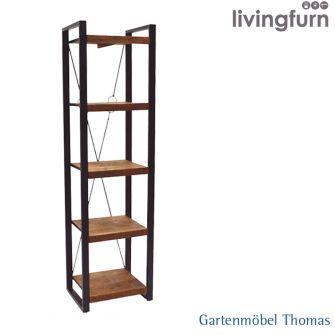 Livingfurn STRONG Bücherregal 55x40x200cm