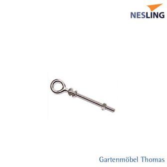 Nesling M8x100 Ringschraube Edelstahl