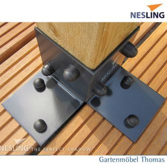 Nesling PERGOLA KIT Bodenelement (2 Stück)