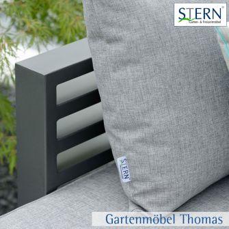 Stern HOLLY Sitzkissen zu Beistelltisch - 100% Polyester Farbe Taupe