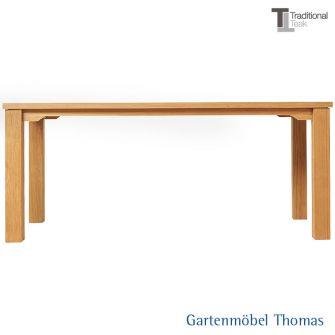 Traditional Teak MAXIMA Tisch 103x103 cm Teakholz