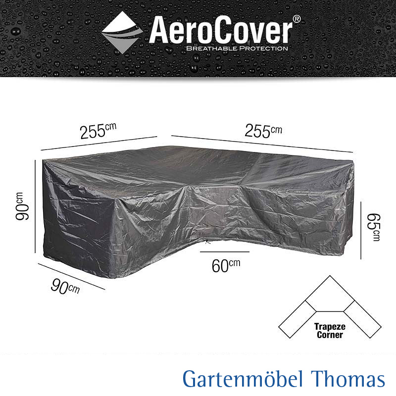 Gartenmöbel Thomas | AeroCover 7955 Schutzhülle/Abdeckhaube ...