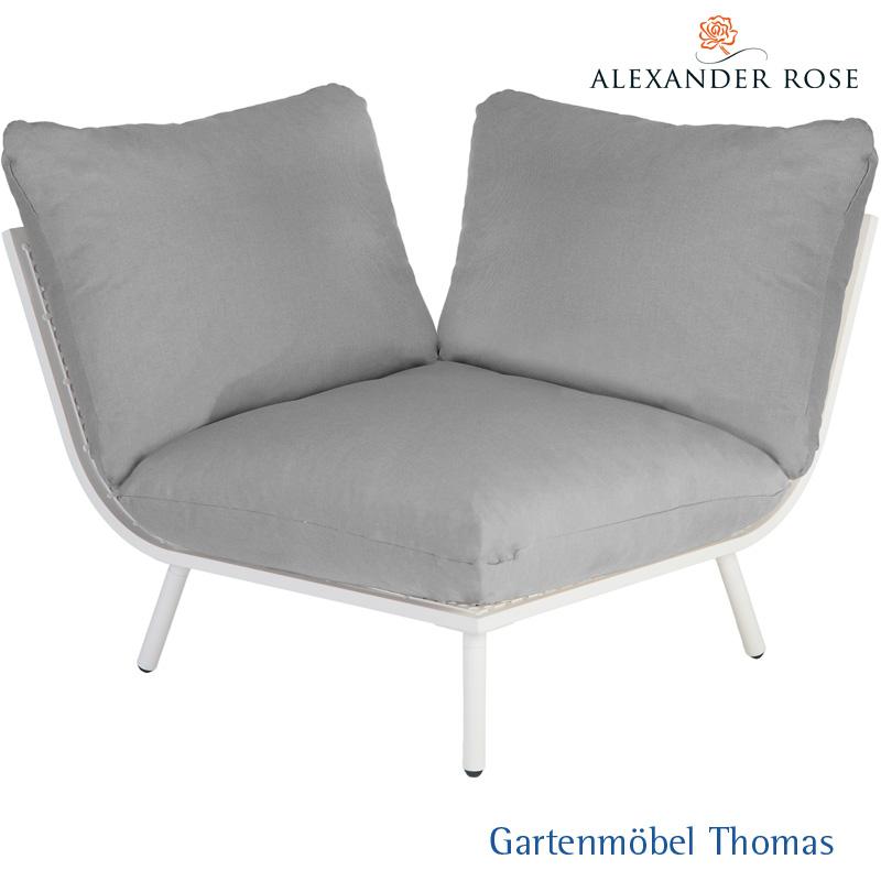 gartenm bel thomas alexander rose beach lounge set alu. Black Bedroom Furniture Sets. Home Design Ideas