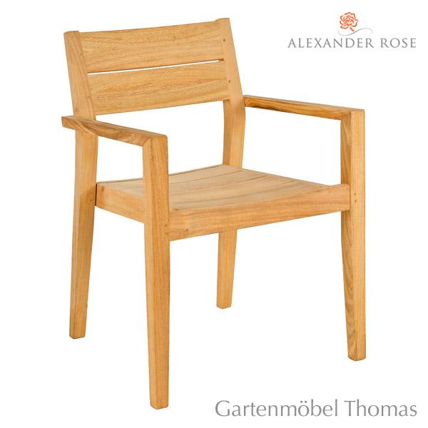 gartenm bel thomas alexander rose tivoli sessel roble holz hier online kaufen. Black Bedroom Furniture Sets. Home Design Ideas