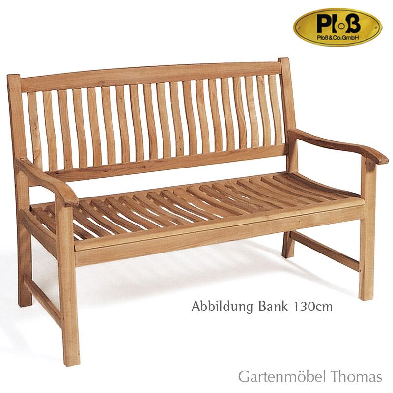Ploß Conventry Gartenbank Teakholz Fsc 150 Cm Breit Online Kaufen