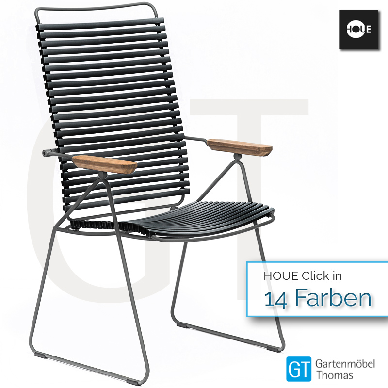 HOUE Click postion Chair Hochlehner Move