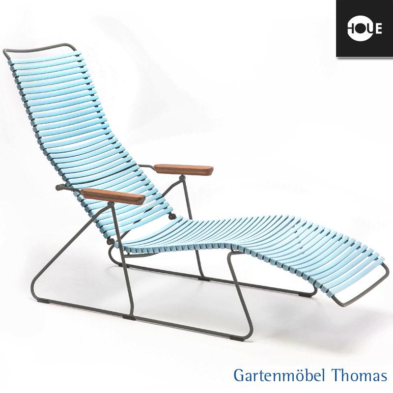 Gartenmöbel Thomas | HOUE Click Relaxliege Move Mint - Gestell ...