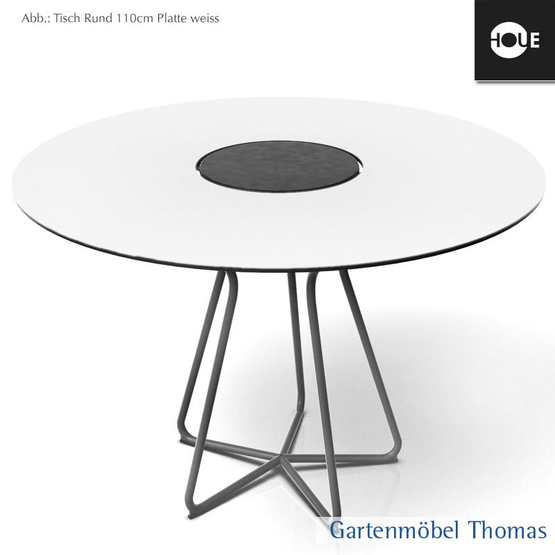 tisch rund 110 cm perfect tisch rund wei durchmesser cm with tisch rund 110 cm perfect girado. Black Bedroom Furniture Sets. Home Design Ideas