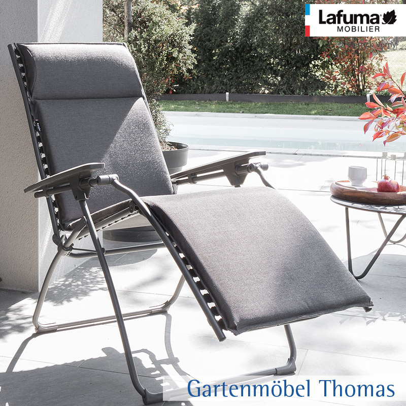 Gartenmöbel Thomas | Lafuma EVOLUTION Relaxsessel Titan/Expresso ...