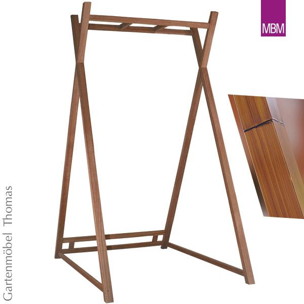 Gartenmöbel Thomas   MBM HEAVEN SWING Gestell Doppel/Einzel Bamboo ...