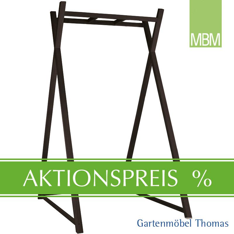 Gartenmöbel Thomas | MBM HEAVEN SWING Gestell Doppel/Single Schwarz ...