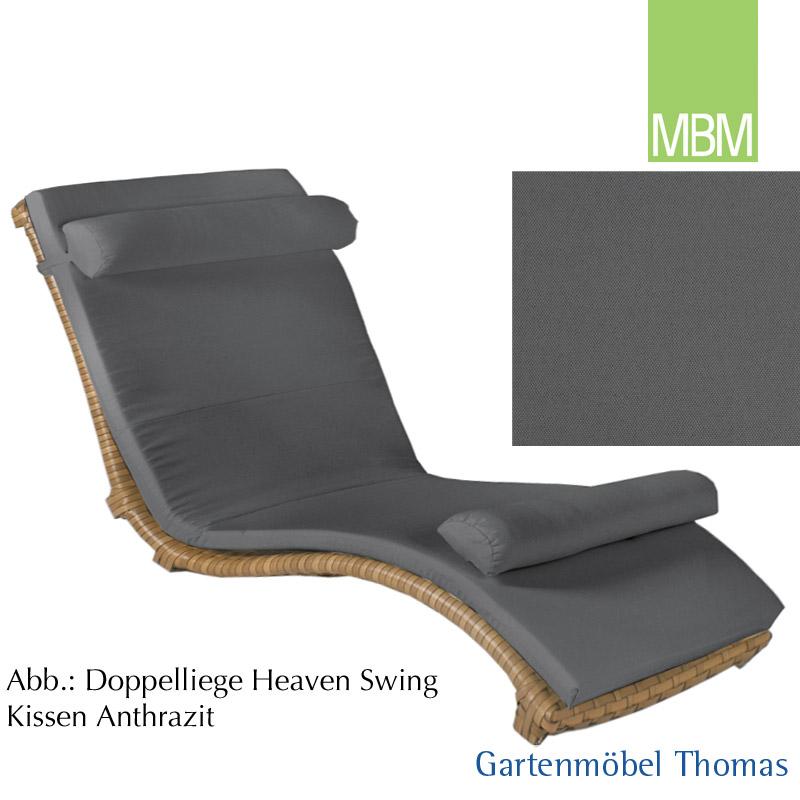 Gartenmöbel Thomas | Doppler HEAVEN SWING Liegenkissen Doppel ...