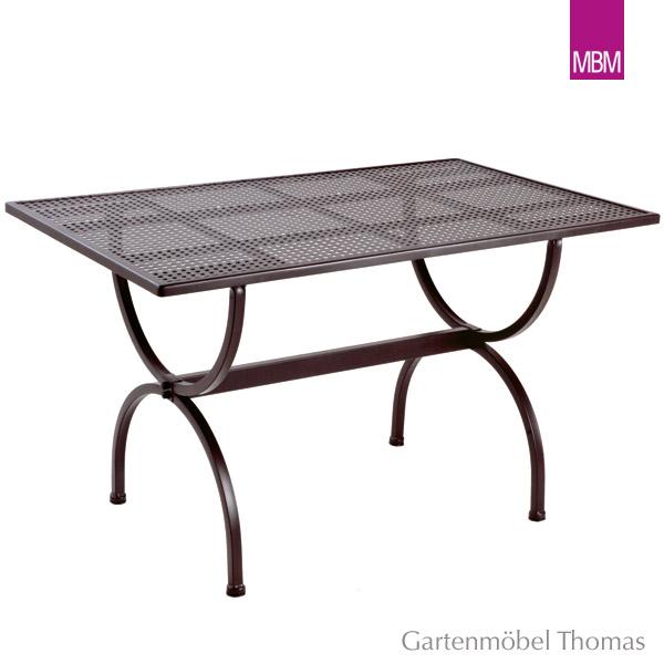 Gartenmöbel Thomas | MBM ROMEO Tisch 75x125 | hier online kaufen
