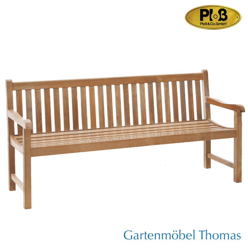 gartenm bel thomas plo conventry gartenbank teakholz fsc 180 cm breit hier online kaufen. Black Bedroom Furniture Sets. Home Design Ideas