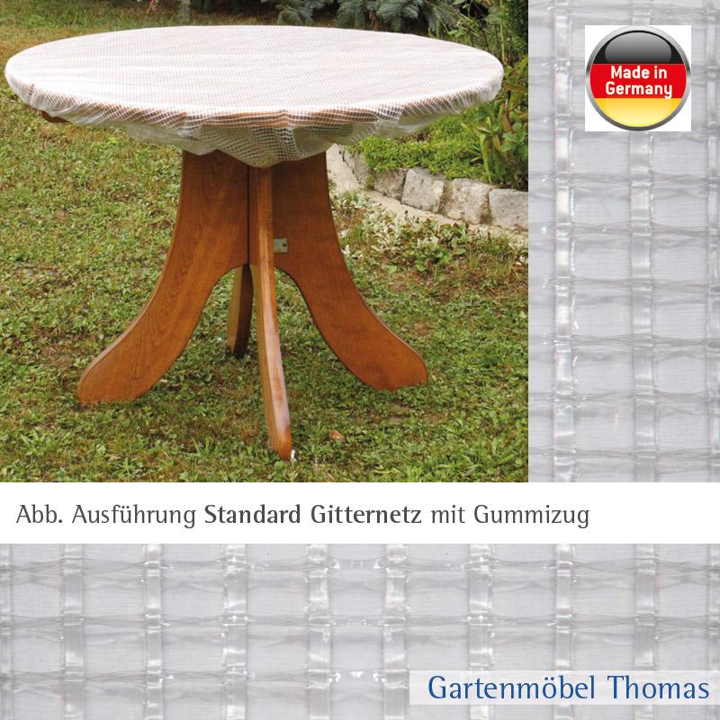 Abdeckhaube Schutzhulle Standard Gartentisch Oval 175x100 Cm