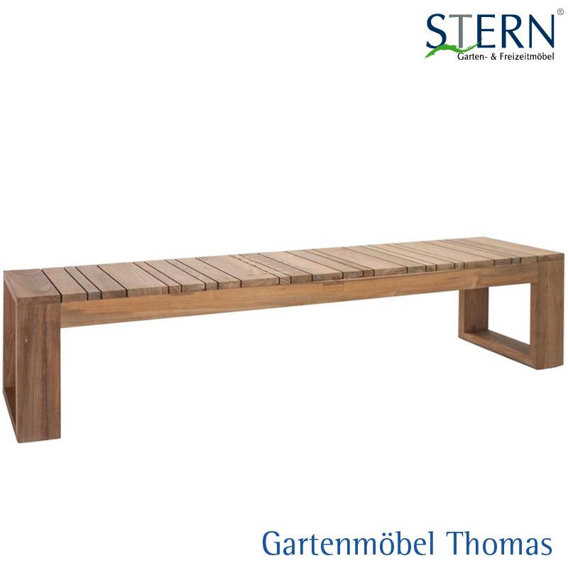 Gartenmöbel Thomas | Stern MAX Bank 220x40cm - Old Teakholz FSC ...