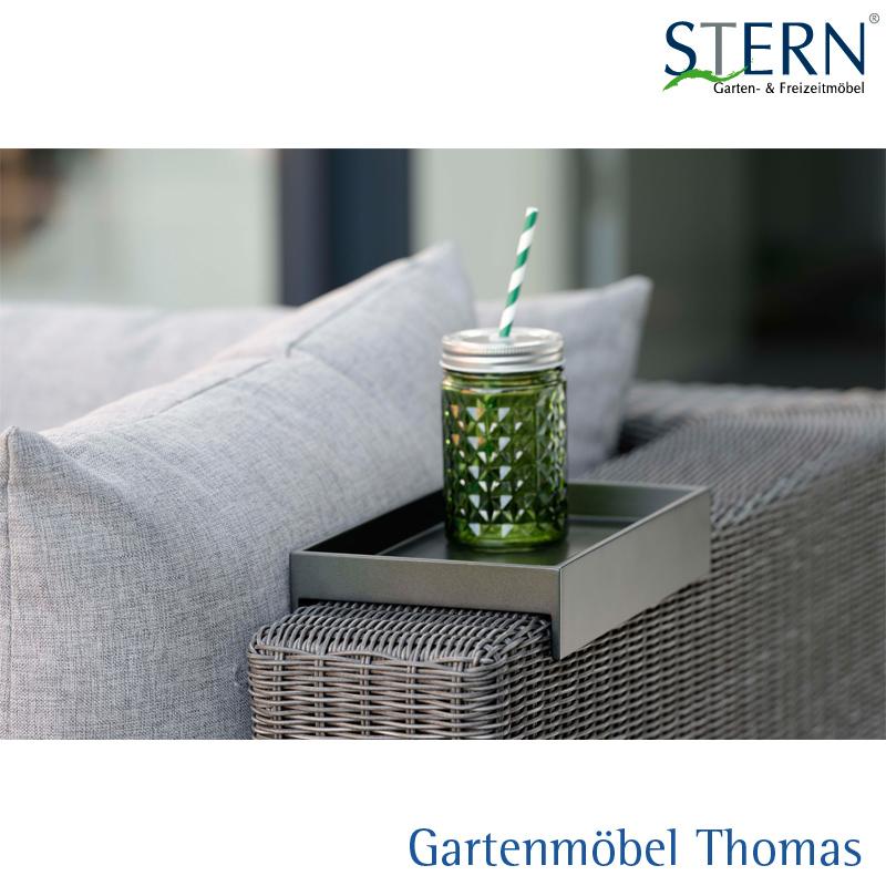 stern fontana tablett 25x16 f r armlehne gartenm bel thomas. Black Bedroom Furniture Sets. Home Design Ideas
