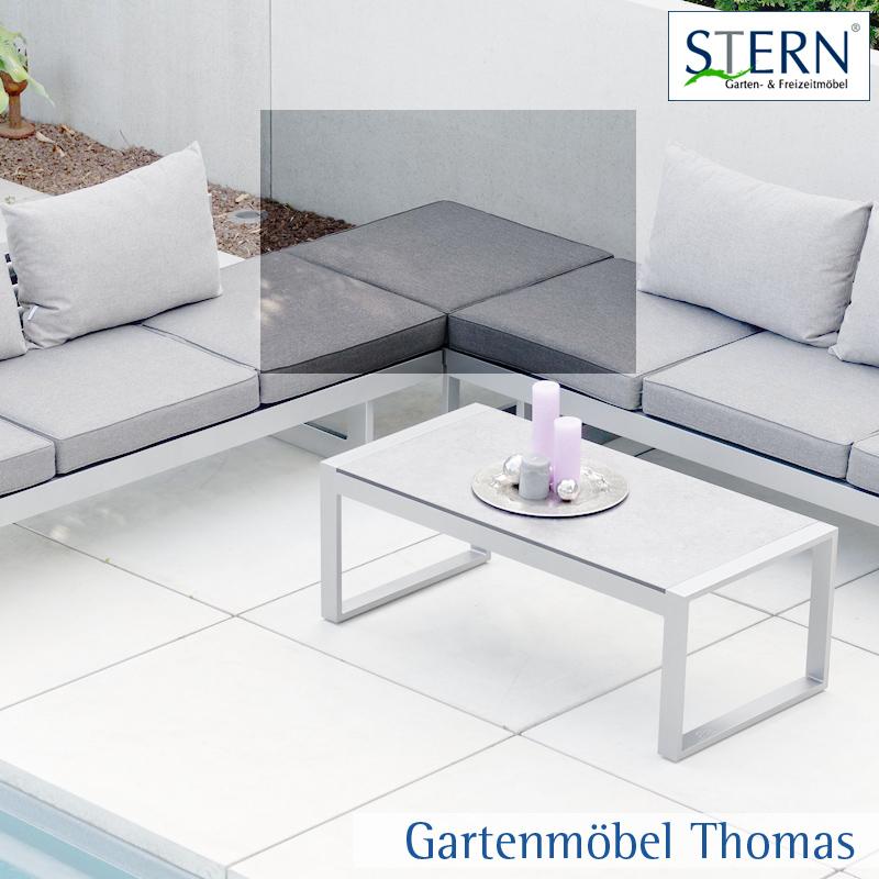 Gartenmöbel Thomas | Stern HOLLY Sitzkissen zu Beistelltisch - 100 ...