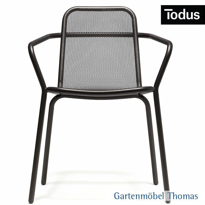 Gartenmöbel Thomas | Todus STARLING Sessel - Edelstahl Anthrazit ...