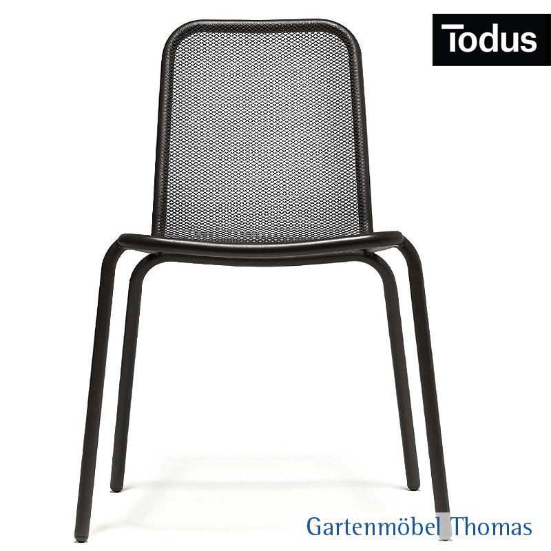 Gartenmöbel Thomas | Todus STARLING Stuhl - Edelstahl Anthrazit ...