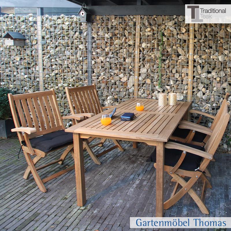 Traditional Teak Theodora Tisch 180x90 Cm Teakholz Online Kaufen