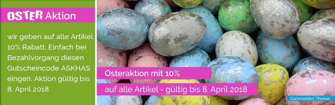 10% OSTER-Aktion